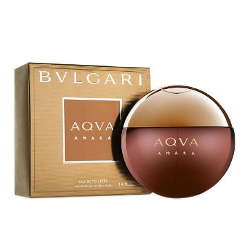 Aqva Amara for Men <b>5ml Miniature Spray</b> (EDT) by <b>Bvlgari</b>