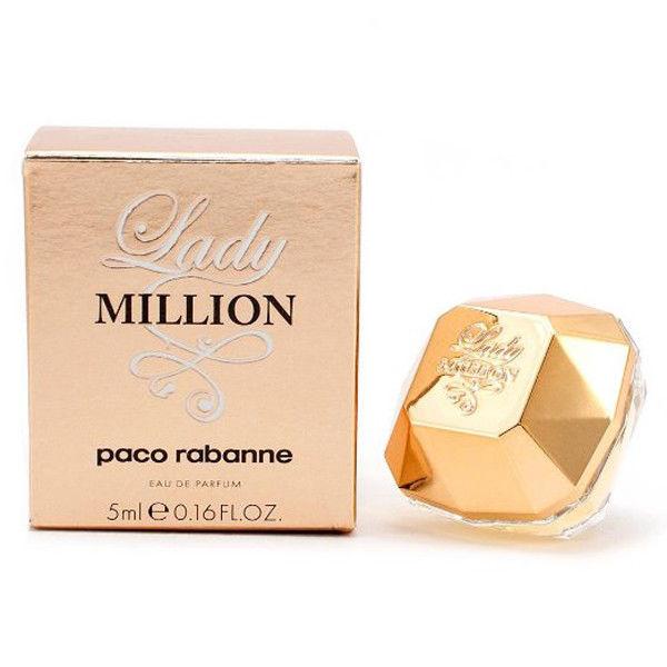 Lady Million  for Women 5ml (Miniature) Eau de Parfum (EDP) by Paco Rabanne