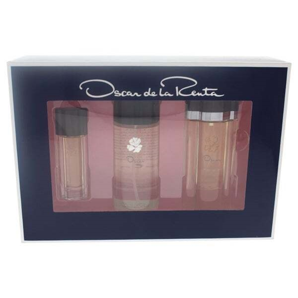 Oscar de la Renta for Women 100ml (3pc) Gift set Eau de Toilette (EDT) by Oscar De La Renta