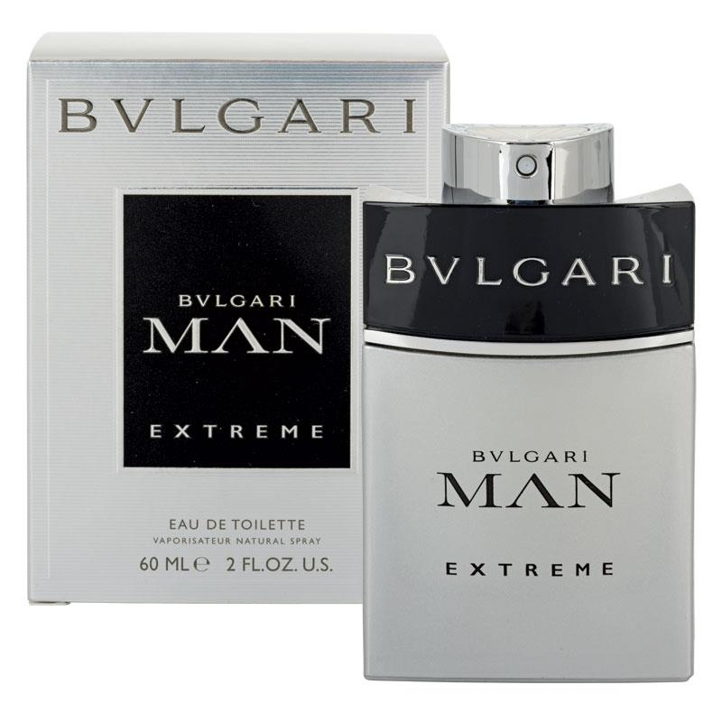 Bvlgari Man Extreme  for Men 60ml Eau De Toilette (EDT) by Bvlgari