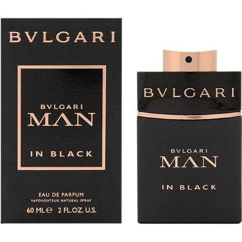 Man In Black for Men 60ml Eau De Parfum Spray (EDP) by Bvlgari