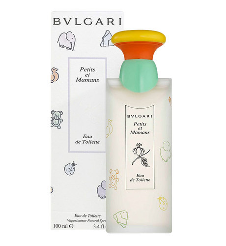 Bvlgari Petits Et Mamans (Alcohol Free) for Children 100ml Eau De Toilette (EDT) by Bvlgari