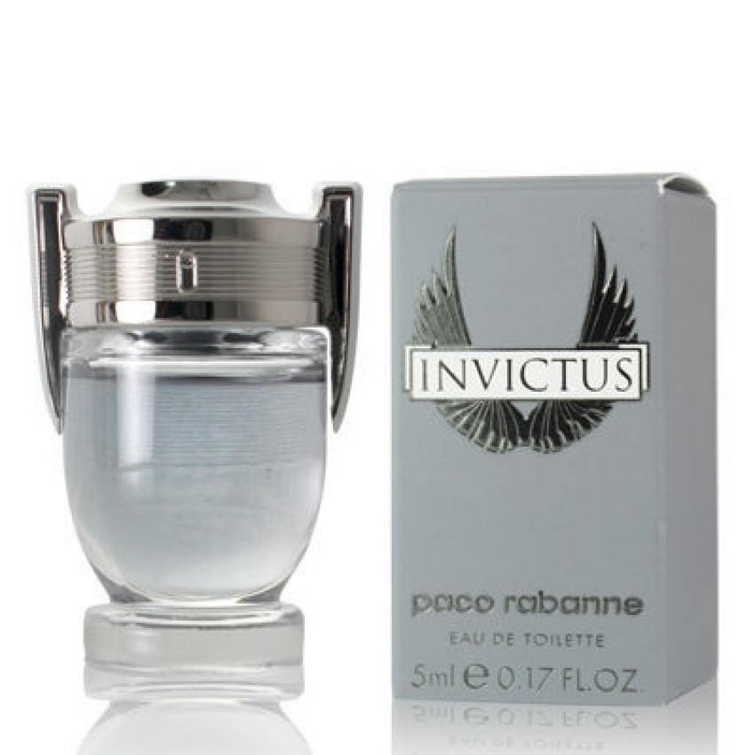 Invictus for Men 5ml (Miniature) Eau De Toilette (EDT) by Paco Rabanne