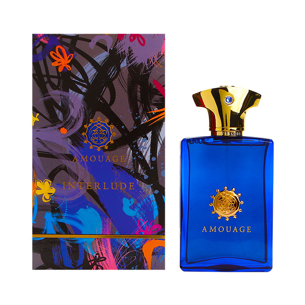 Amouage Interlude Man (2012)