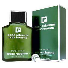 Paco Rabanne Pour Homme  for Men 50ml Eau De Cologne (EDT) by Paco Rabanne