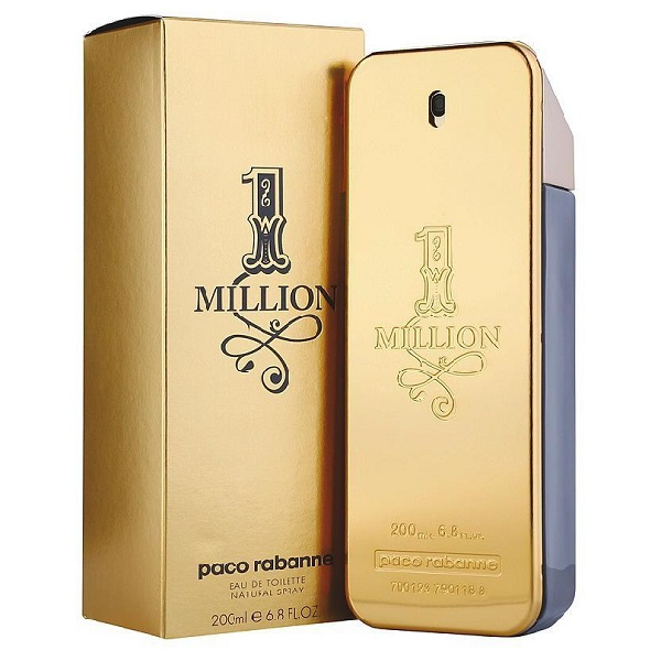 1 Million Cologne for Men 200ml (EDT) by Paco Rabanne