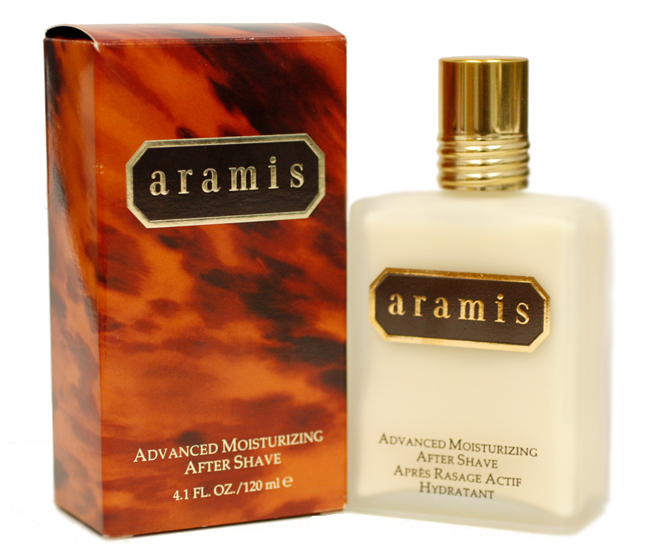 Aramis After Shave Balm [1965]