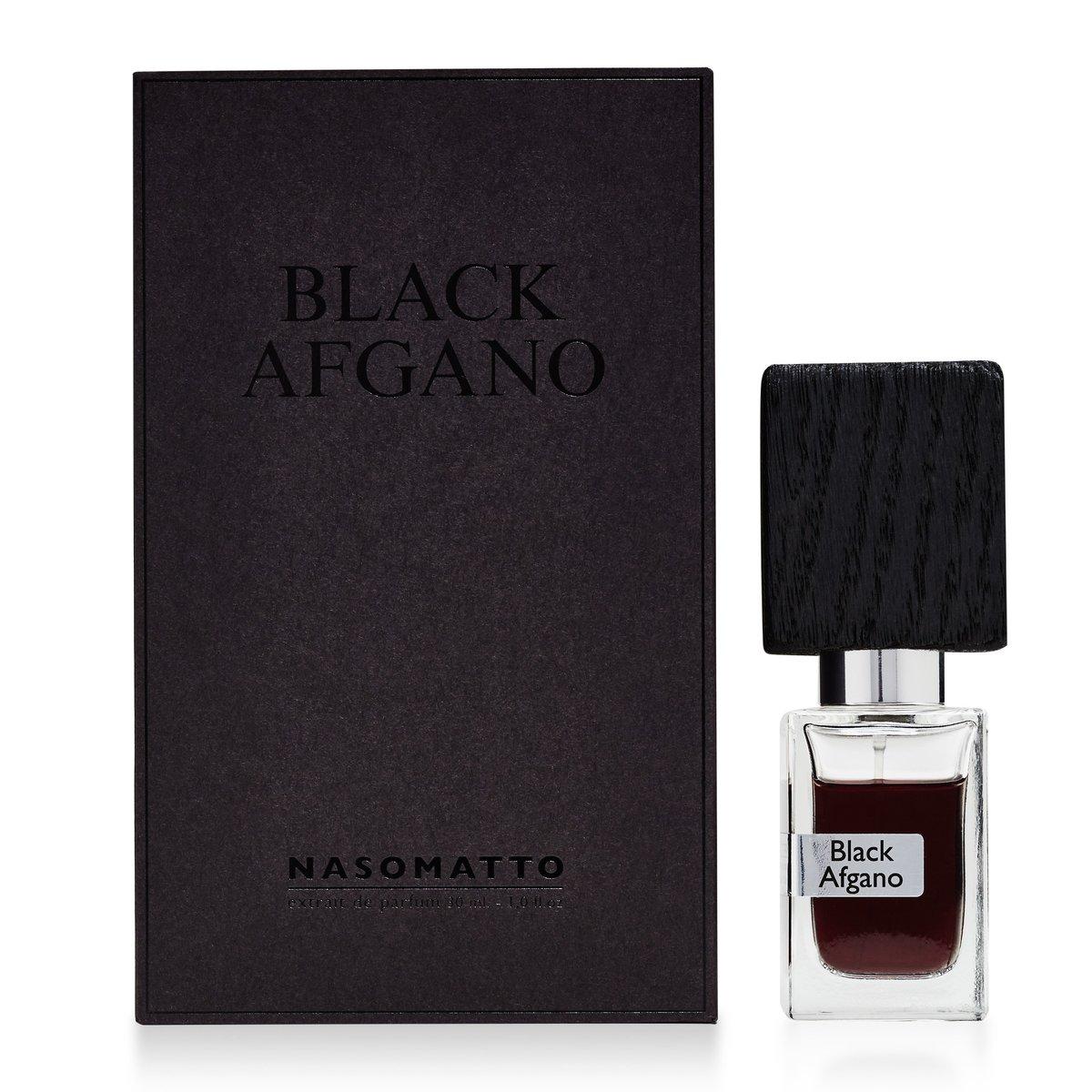 Nasomatto Black Afgano Extrait De Parfum (2009)