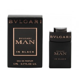 Man In Black  for Men 5ml (Miniature) Eau De Parfum (EDP) by Bvlgari
