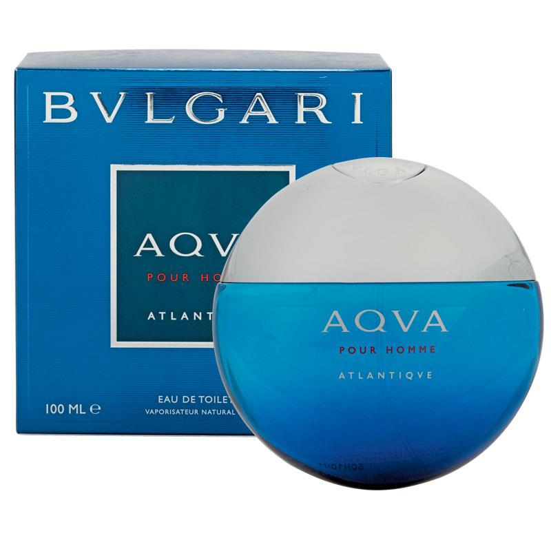 Bvlgari Aqva Atlantiqve for Men 100ml Eau De Toilette (EDT) by Bvlgari