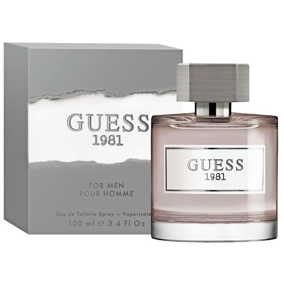 Guess 1981 Homme (2017)