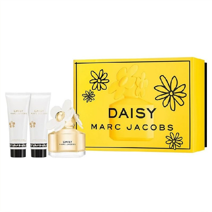 Daisy for Women 50ml (3pc) Set Eau de Toilette (EDT) by Marc Jacobs