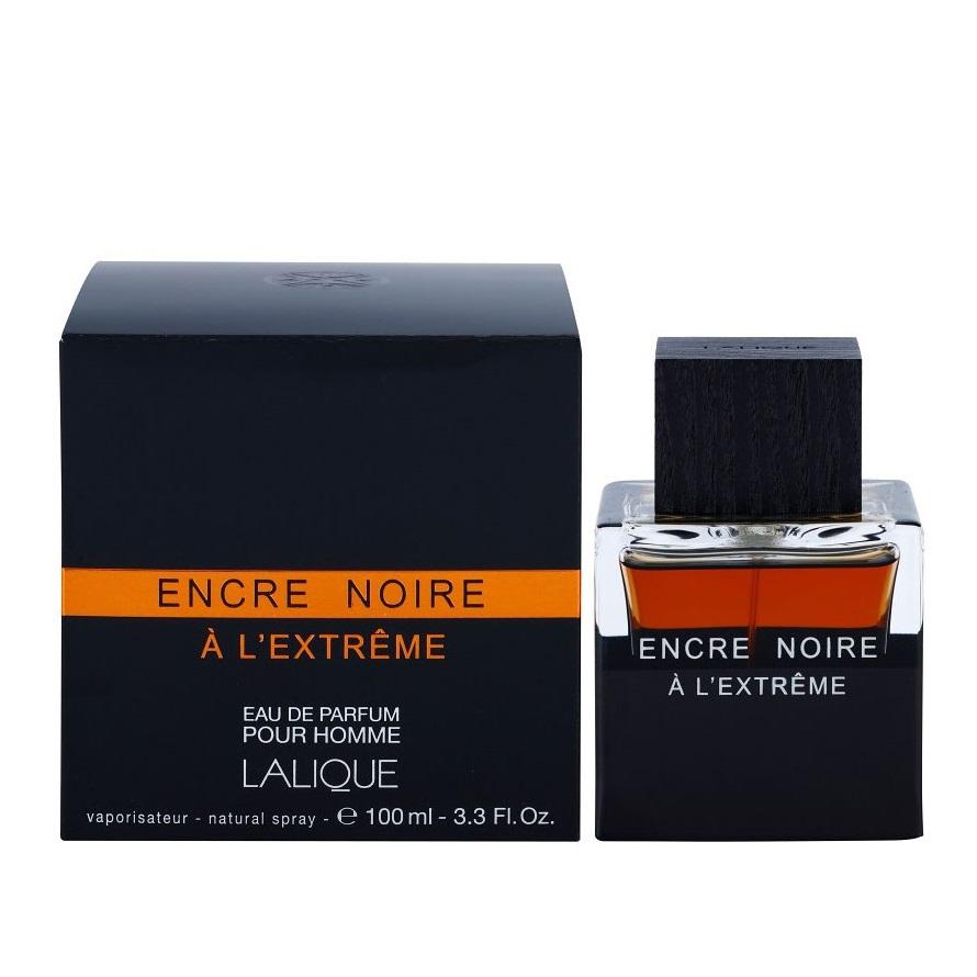 Lalique Encre Noire A L'Extreme for Men 100ml Eau De Parfum (EDP) by Lalique