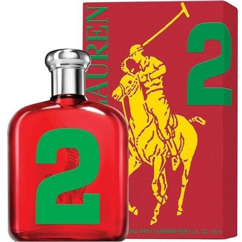 Big Pony 2 Ralph for men for Men 125ml Eau de Toilette (EDT) by Ralph Lauren