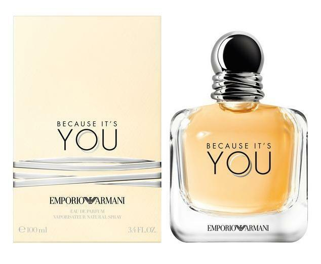 Armani Because It's You - 2017 Release