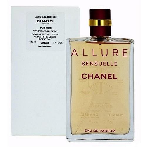Allure Sensuelle for Women 100ml (NEW TESTER) Eau De Toilette (EDT) by Chanel