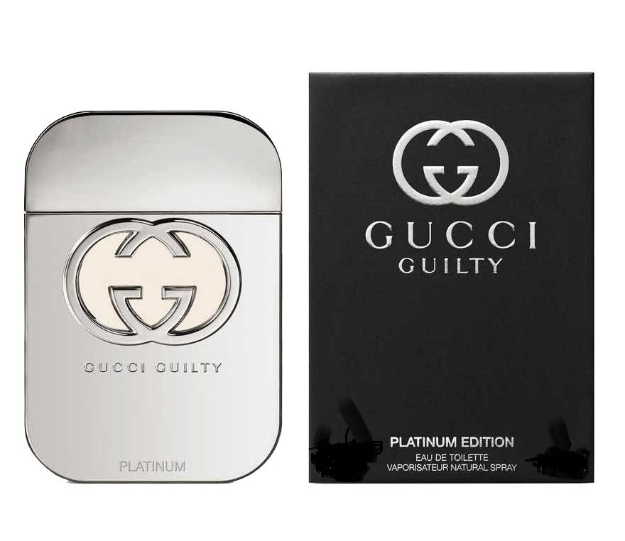 Gucci Guilty Platinum Edition (2016)