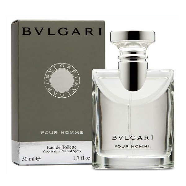 Bvlgari Pour Homme for Men 50ml Eau De Toilette (EDT) by Bvlgari