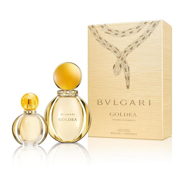 Goldea Set for Women 50ml (2pc) Set Eau de Parfum (EDP) by Bvlgari