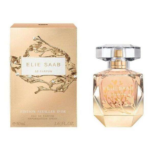 Le Parfum Edition Feuilles d`Or for Women 50ml Eau de Parfum (EDP) by Elie Saab