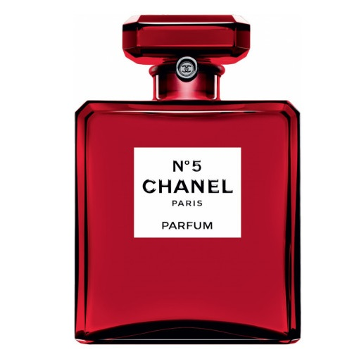 Chanel No.5 Parfum Limited Edition Red (2018)