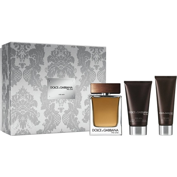 The One For Men for Men 100ml (Gift set)  Eau De Toilette (EDT) by Dolce & Gabbana