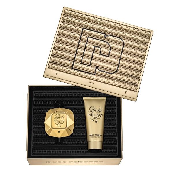 Lady Million for Women 80ml (Gift set) Eau De Parfum (EDP) by Paco Rabanne