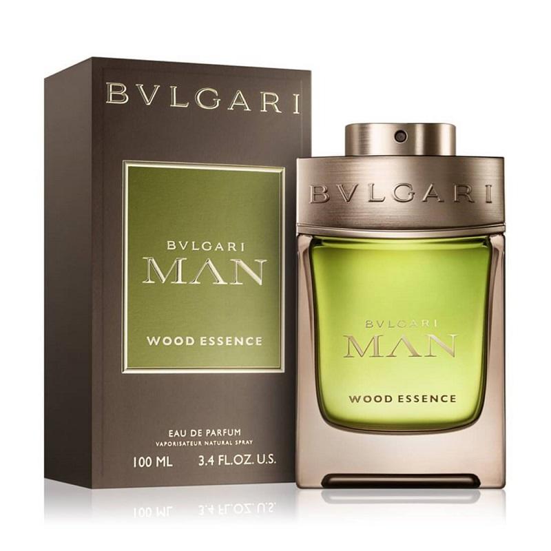Bvlgari Man Wood Essence for Men 100ml Eau De Parfum (EDP) by Bvlgari