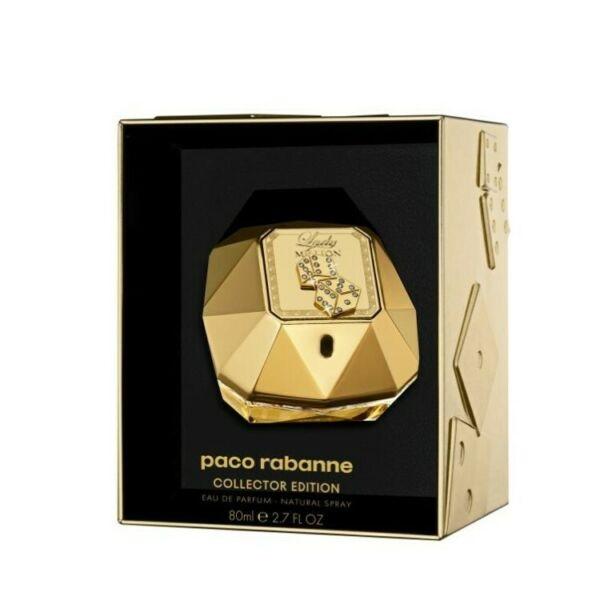 Lady Million Collectors Edition (2017) for Women 80ml Eau De Parfum (EDP) by Paco Rabanne