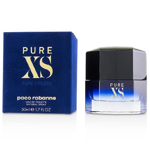 Pure XS for Men 50ml Eau De Toilette (EDT) by Paco Rabanne