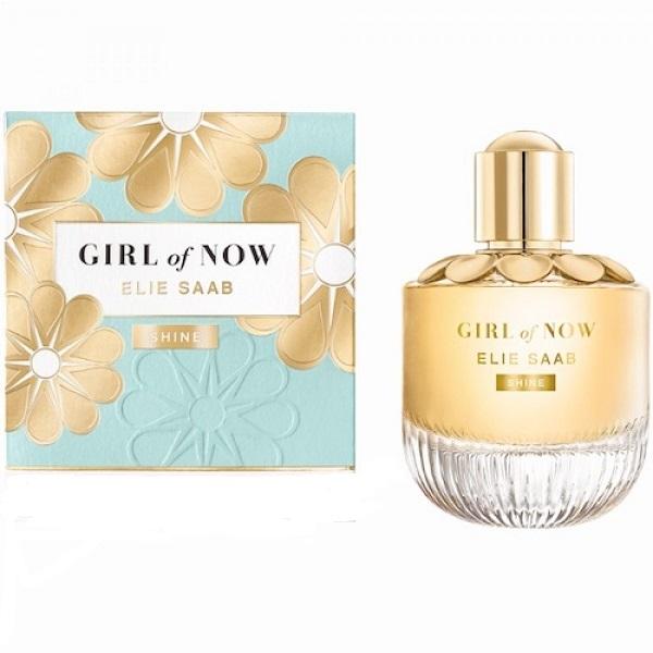 Girl of Now Shine for Women 50ml Eau De Parfum (EDP) by Elie Saab