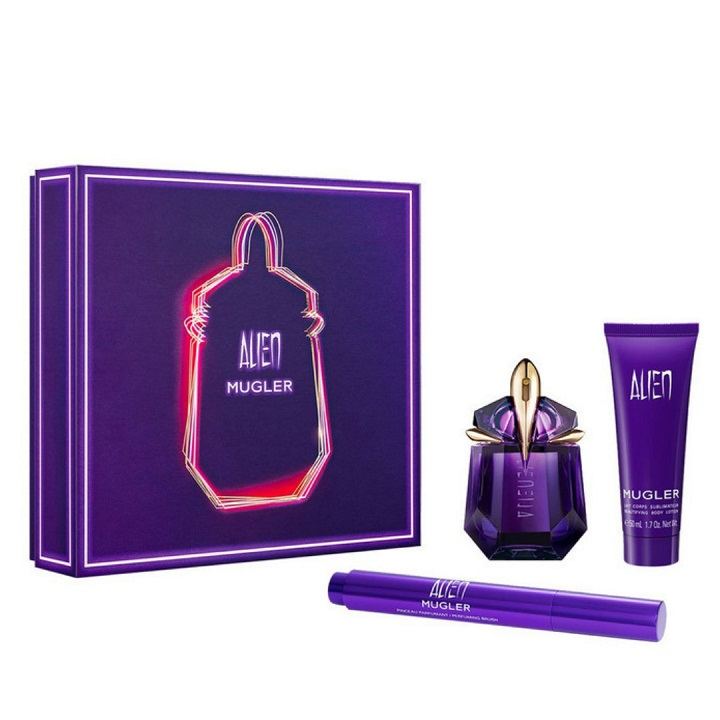 Alien Parfum Set for Women by Thierry Mugler