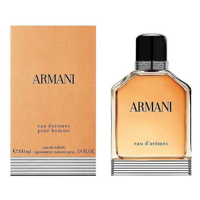 Armani Eau D`Aromes (2014)