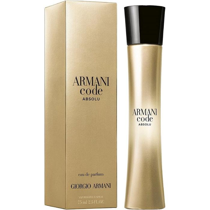Armani Code Absolu Homme - 2019