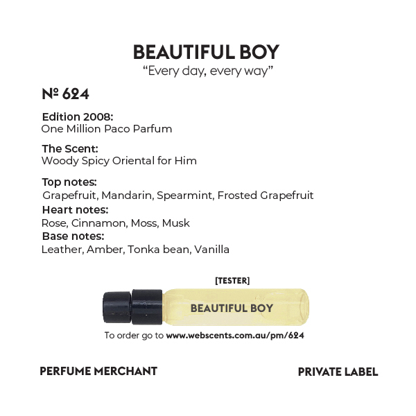 Beautiful Boy - Edition One Million Homme - 624