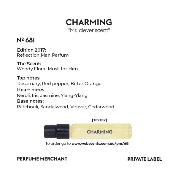 Charming - Edition Reflection Man - 681