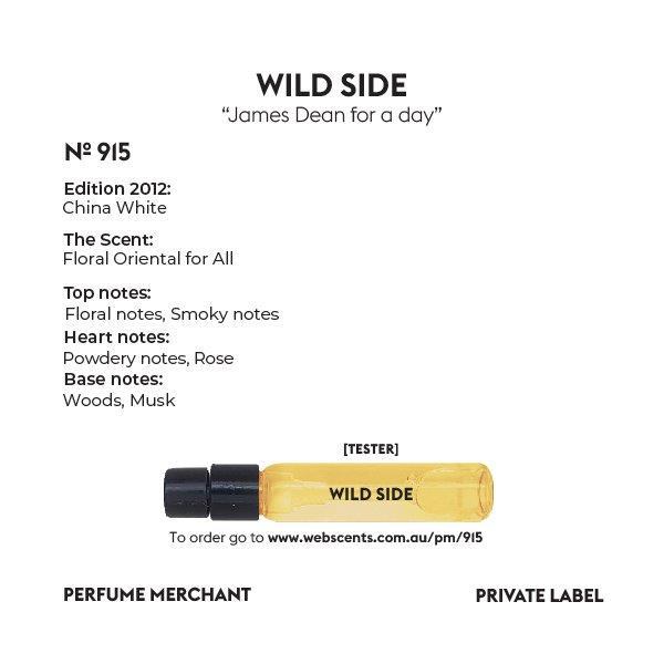 Wild Side - Nasomatto China White - 915