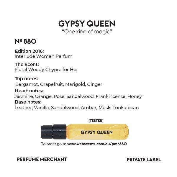 Gypsy Queen - Edition Amouage Interlude - 880