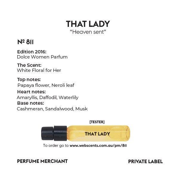 That Lady - Dolce Woman - 811