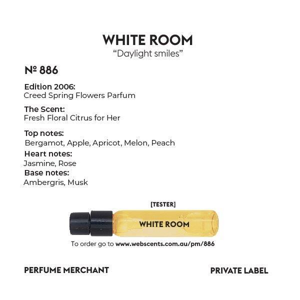 White Room - Creed Spring Flower - 886