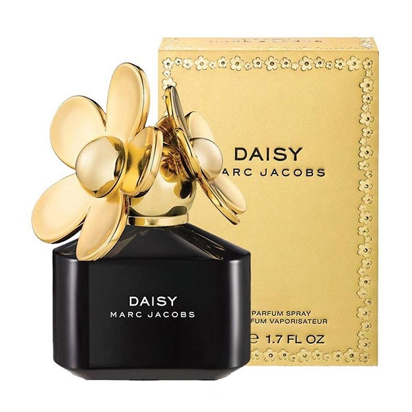 Daisy Black Edition for Women 50ml Eau De Parfum (EDP) by Marc Jacobs