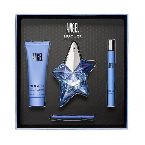 Angel Eau de Parfum for Women 25ml (3pc) Set Eau De Parfum (EDP) by Mugler